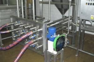 Injeção de fermento em linha